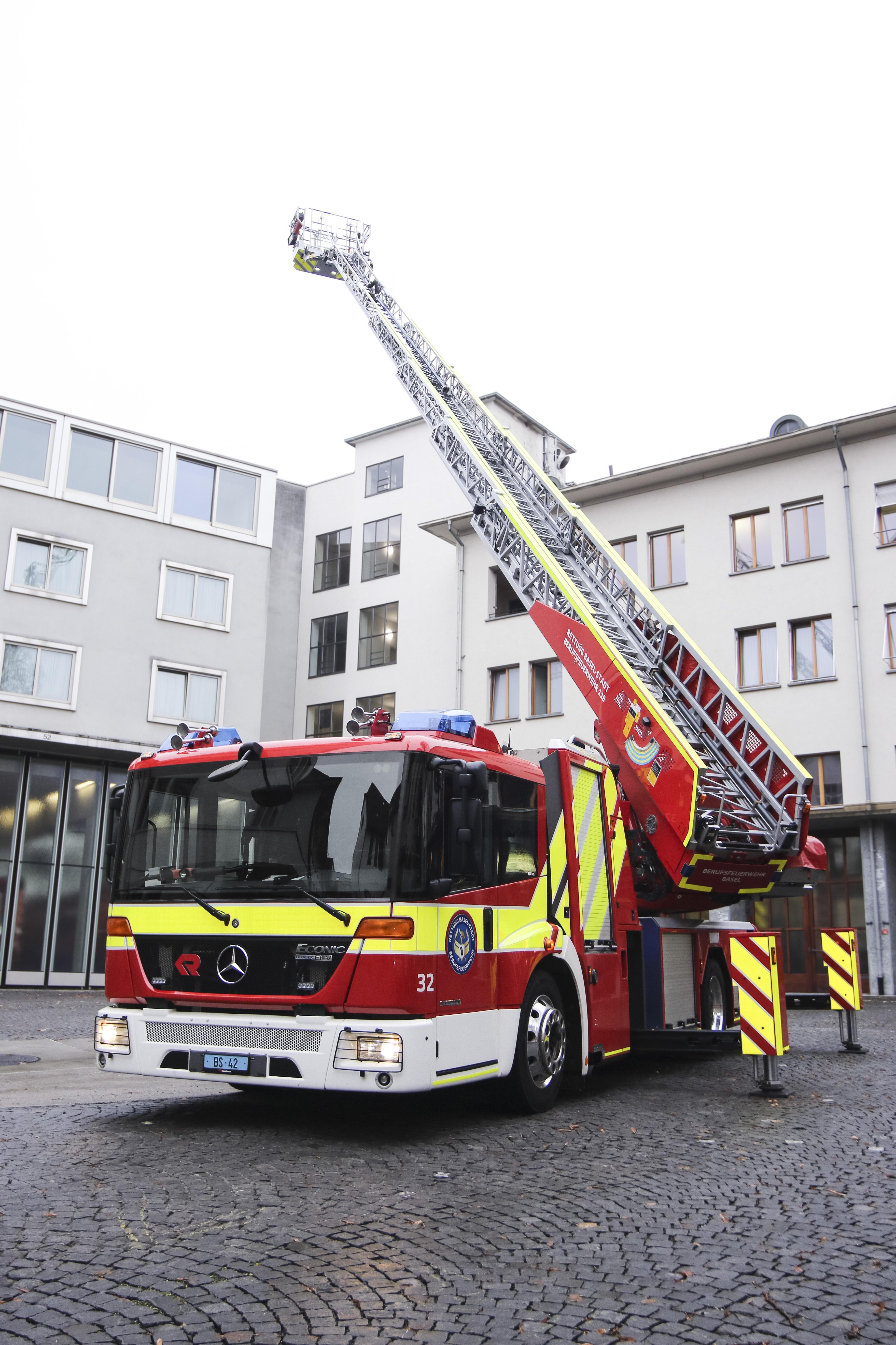 Feuerwehr Basel